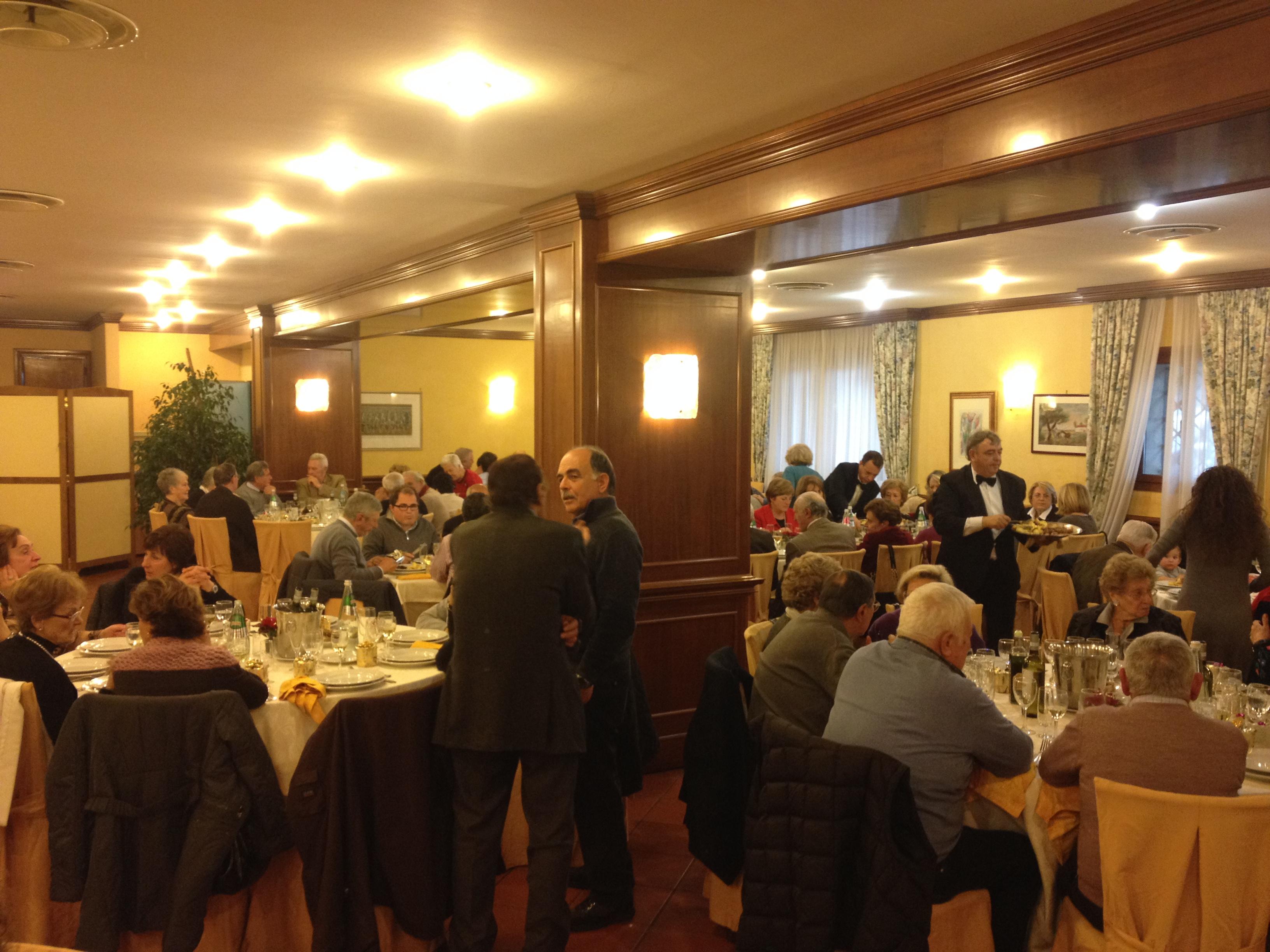 Associazione Laracca pranzo