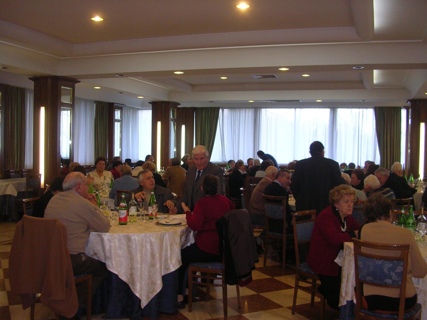 Associazione pranzo