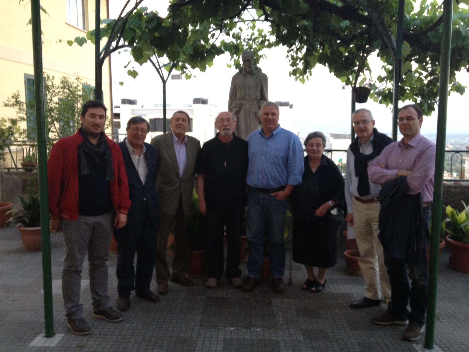 Consiglio Ass.ne P. Italo Laracca e parroco