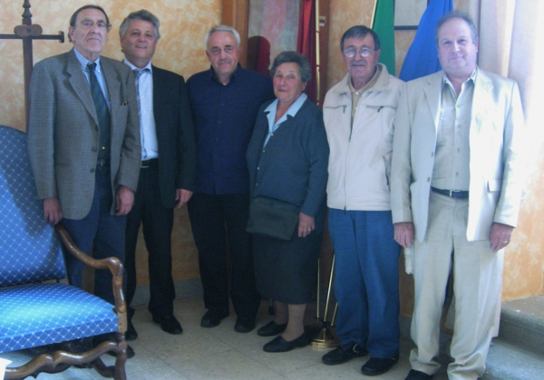Consiglio e sindaco Servadio giugno08