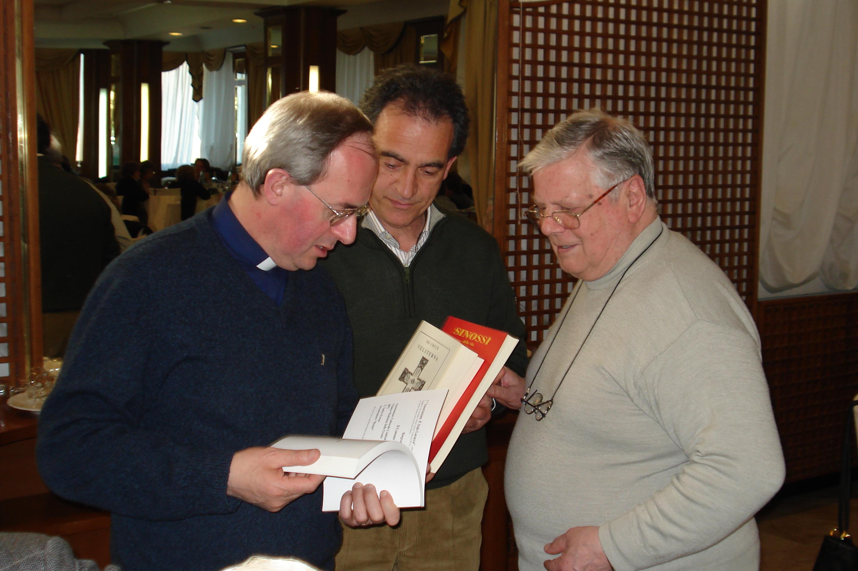 Padre Franco Moscone, Bruno Pallotti e Luigi Bartelli