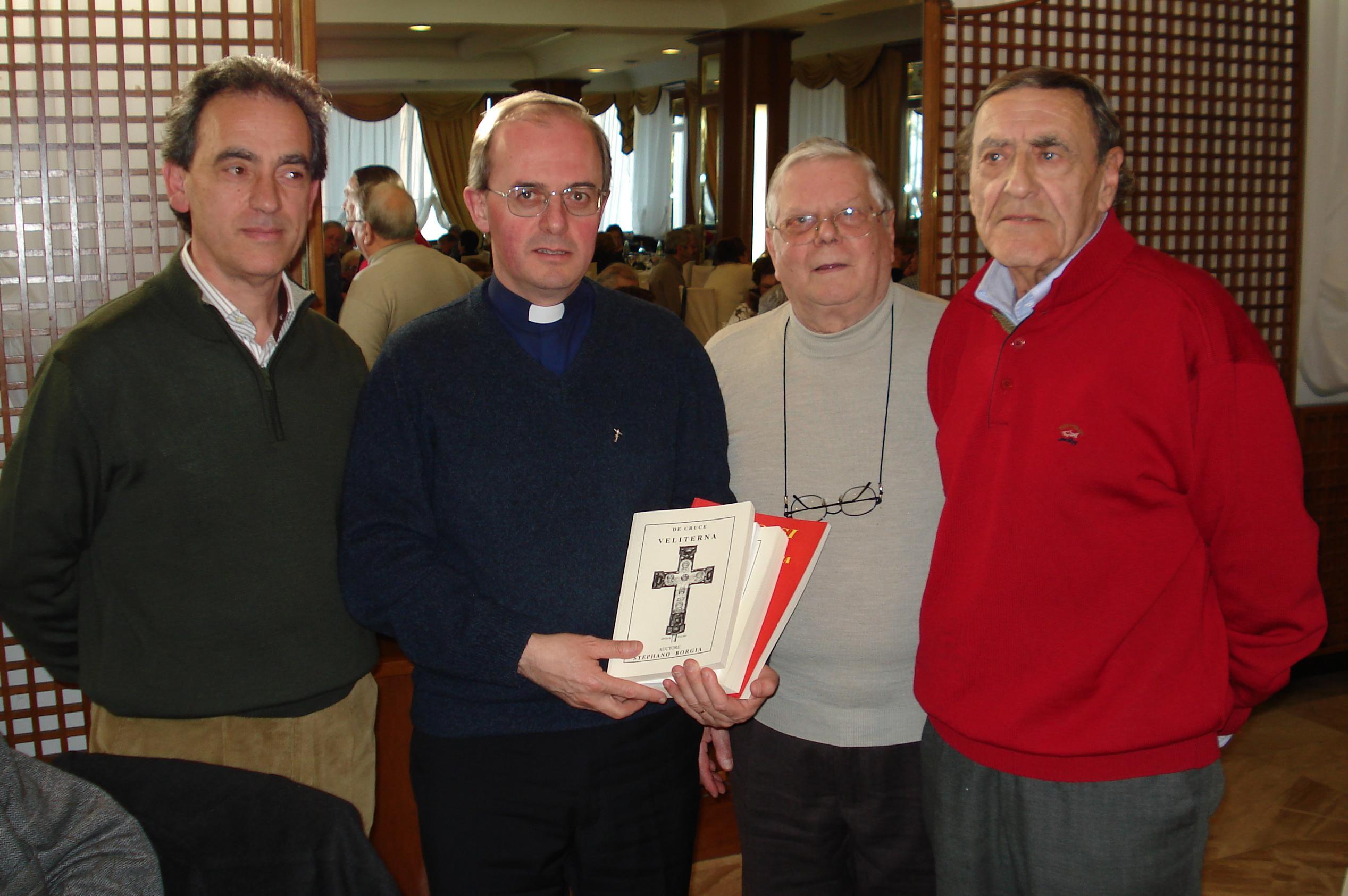 Pallotti, padre Franco Moscone, Bartelli, Maggiore